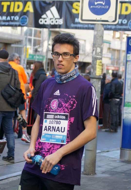 Arnau Viñals Vendrell: webmaster of FormulaRapida.net.