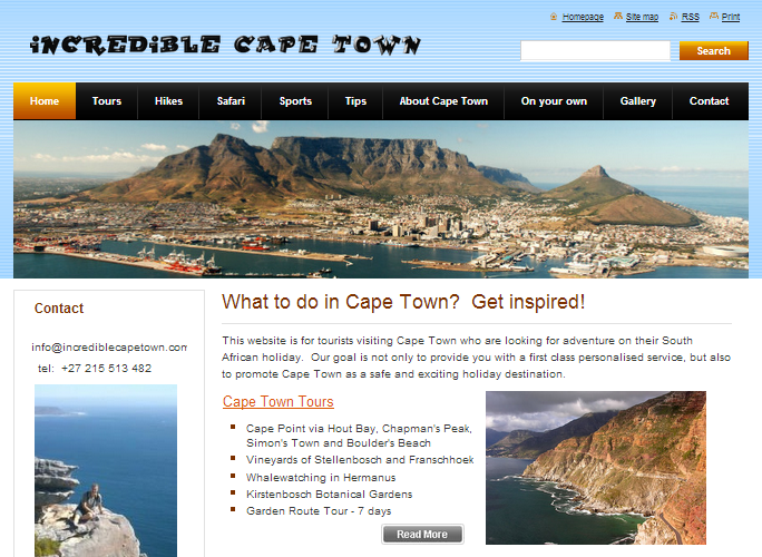 Incredible Cape Town