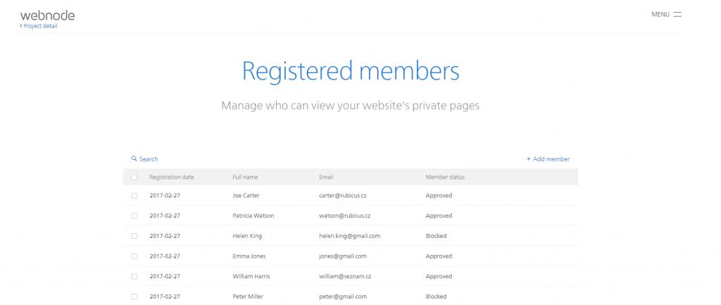 Member_management